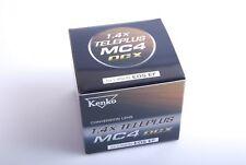 Kenko 1.4x Teleplus MC4 DGX for Canon EOS EF