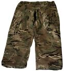 BRITISH ARMY ISSUE-TROUSERS WET WEATHER MVP MTP SIZE 85/96/112-MINT CONDITION