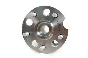 Wheel Bearing and Hub Assembly Rear Mevotech H512284