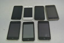 Apple Ipod Touch 3rd and 4th Gen A1318 A1367 32GB 8GB 16GB All Work Lot of 7