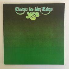 Yes - Close To The Edge - 1972 UK - Atlantic - K 50012 - Vinyl LP