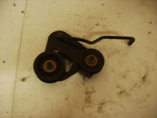 John Deere L 120 Clutch Pulley Bracket Arm with both Pulleys and Rod