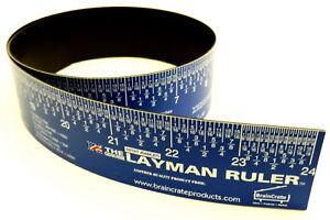 Flexible Magnetic Measuring Tape Magnet Ruler