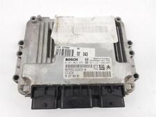 2006-2009 MK1 Peugeot 207 ENGINE ECU 1.6 Diesel 9663786480 DV6TED4 (9HZ)