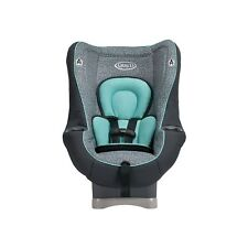 Convertible Infant Baby Toddler Child Blue Car Seat Safe Safety Rated to 65 Lbs