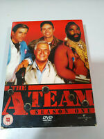The A-Team Season 1 One - 5 X Dvd English