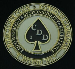 Glendale Community Development Dept California Director Challenge Coin CC18
