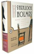 The Sherlock Holmes by Arthur Conan Doyle (2005, Hardcover, Annotated edition)