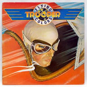 TROOPER Flying Colors Vinyl LP MCA 3173 Canada 1979 Hard Rock