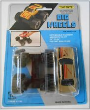 Tuf-Toys Mercedes 1:60 Big Wheels Blister Pack Sealed Carded Mint Tuf Toys