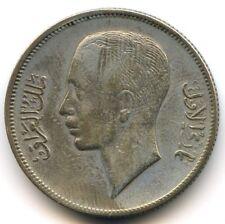 Iraq Ghazi I (1933-1939) 50 Fils 1938 KM 104