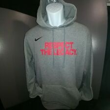Nike Nationals EYBL Grey Men's Hoodie **Brand New**-2XL