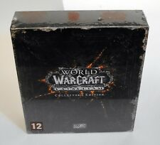 World of Warcraft Cataclysm Collector's Edition (PC) - ITA - NUOVO