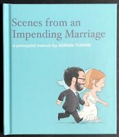 ADRIAN TOMINE Scenes From An Impending Marriage HC 2011 1st Print Edition NM