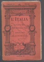 COMANDINI-L'ITALIA NEI CENTO ANNI DEL SECOLO XIX ANNO 1852-DISPENSA 57 VALLARDI