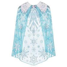 Frozen Elsa Deluxe Cape - Girls One size fits most children