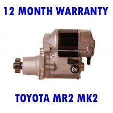 TOYOTA MR2 MK2 MK II 2.0 16V COUPE 1989 1990 1991 1992 - 2000 RMFD STARTER MOTOR