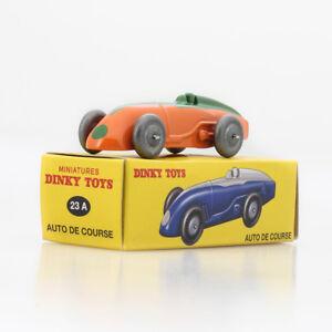 Voiture Miniature Diecast Car model DINKY TOYS AUTO DE COURSE 23A ATLAS