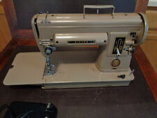 SINGER SEWING MACHINE 301 LARGE FEATHERWEIGHT LONG BED