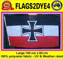GERMAN JACK flag Germany flag German flag standard cross war flag