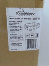 SoundAsleep FBA_SAAM-01 Queen Size Dream Series Air Mattress leaks