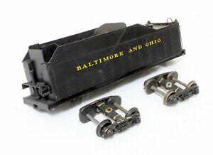 International Models Coal Tender - Baltimore & Ohio - O Scale, 2-Rail  BRASS