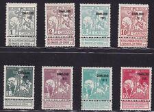 1911 Belgio/Belgium/Belgique - COB n° 100/107 MNH/**
