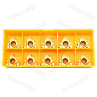 20PCS 16ER AG60 / 16IR AG60 CNC Lathe Indexable Threading Carbide Insert Blade