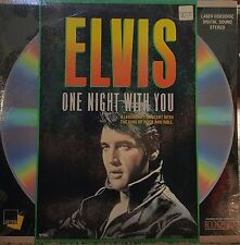 Elvis: One Night with You (1968) [NTSC] [ID5319LY] Laserdisc
