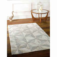 Wool Blend Contemporary Rugs