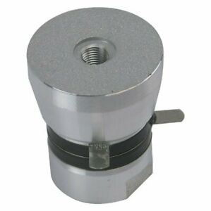 High Efficiency Ultrasonic Piezoelectric Ceramic  Cleaning Transducer 40KHz