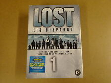 7-DVD BOX / LOST / LES DISPARUS - SEIZOEN 1 / LA SAISON 1