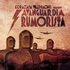 Corazzata Valdemone Avangardia rumorista CD Egida Aurea IANVA varunna roma amor