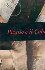 MARTINI ALBERTO PICASSO E IL CUBISMO FABBRI 1967  MENSILI D'ARTE 15