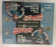 2006-07 Upper Deck MVP Factory Sealed Hockey Hobby Box