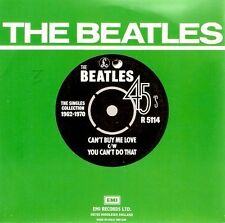 THE BEATLES Can't Buy Me Love Vinyl Record 7 Inch Parlophone R 5114 1976