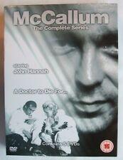 McCallum: The Complete Series - (Medical Drama) [5 DVD Set] ***Region 2***