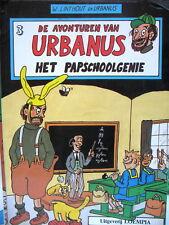 Urbanus 3. 2 kleurendruk.