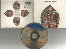 TEARS FOR FEARS Laid So Low w/ 2 UNRELEASED Trx Europe CD Single 1991 USA seller