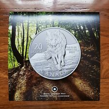 Canada - 20 Dollars - $20 for $20 - Wolf (2013) - Card & COA Only / No coin