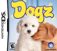 Dogz - Nintendo DS Game