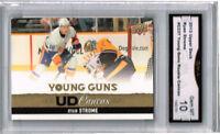 2013 Ryan Strome Upper Deck Young Guns Canvas Rookie  Gem Mint 10 #C237