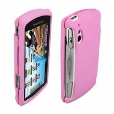 OEM Verizon Snap-On Gel Case for Sony Ericsson Xperia PLAY R800 (Pink) (Bulk