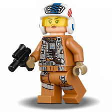 LEGO STAR WARS Resistance Gunner Paige MINIFIG new from Lego set #75188 New