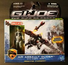 GI JOE ~ Rise of Cobra ~ AIR ASSAULT GLIDER ~ With Captain ACE