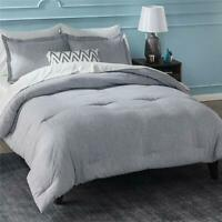 Bedsure - Twin Size 2 Piece Comforter Set (68x88 inches) - Soft Down Alternative