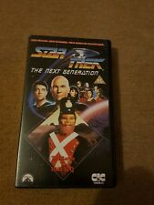 Star Trek The Next Generation 5 : The Battle / Hide And Q (VHS/DM, 1990)