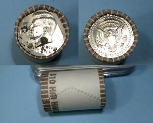 1996-P OBW 20 COIN KENNEDY ROLL TIGHT BARTDORF WRAP #57-32