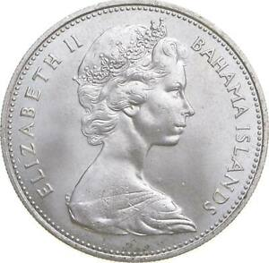 Better - 1966 Bahama Islands 2 Dollars - TC *469