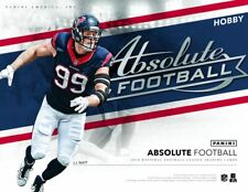 2016 Panini Absolute Football - PARALLEL JERSEY AUTO Insert - Pick Your Card -